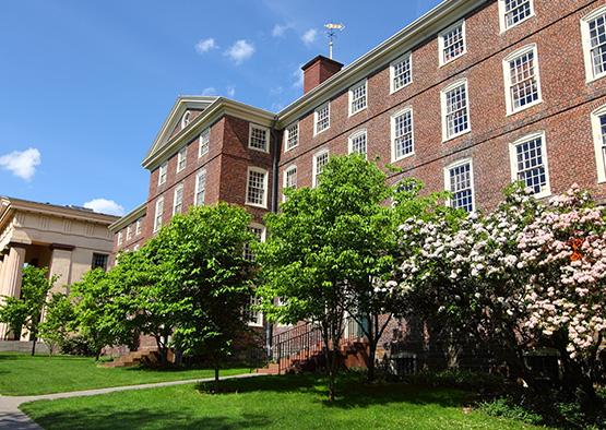 Brown University at Rhode Island