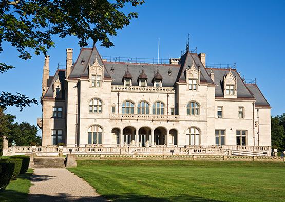 Newport Mansions of Rhode Island