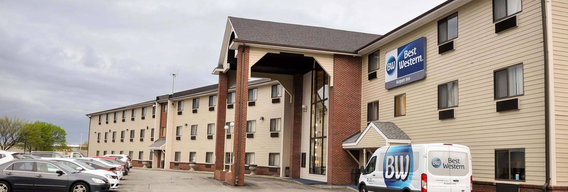Best Western Airport Inn Hotel at Warwick